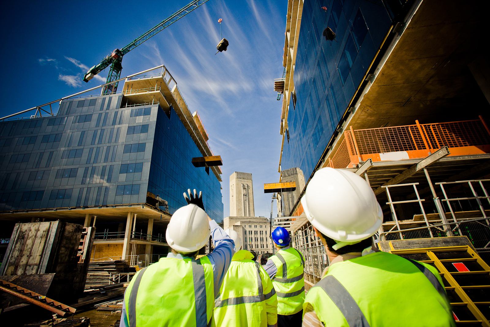 Contruction project management
